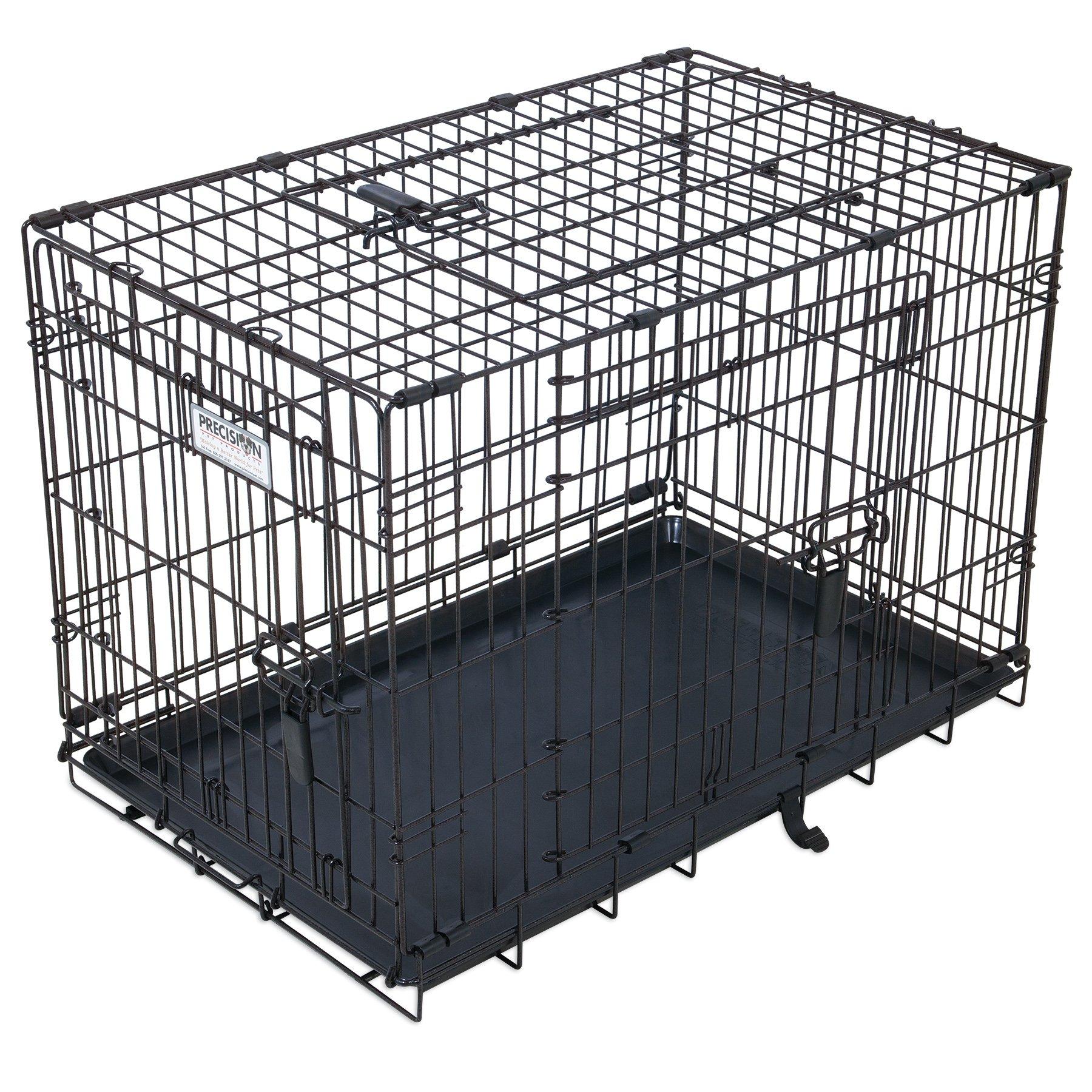 Petmate Triple-Door Great Crate Elite, by Precision