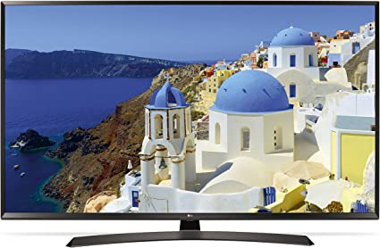 LG 43UJ634V - TV LED UHD 4K de 43 pulgadas (Active HDR, Smart TV webOS 3.5, Ultra Surround): Lg: Amazon.es: Electrónica