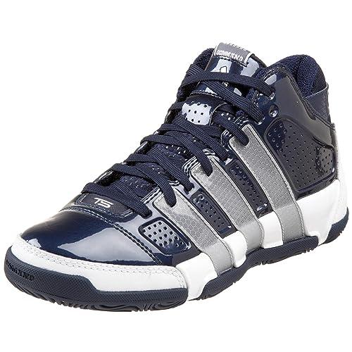 Adidas Men's TS COMMANDER LT TEAM Basketball Shoe,NavyWhite