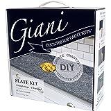 Giani Countertop Paint Kit, Slate