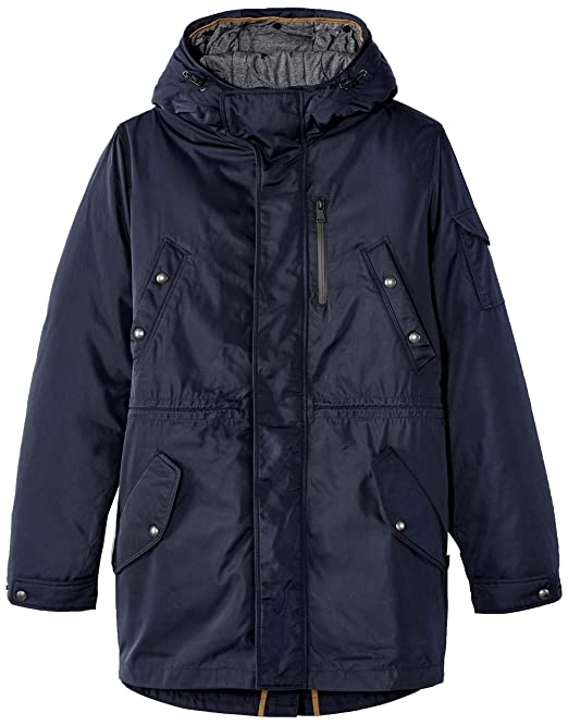 Blu marine Amazon Parka Uomo Jumulti1 it Large Celio qvpt7OxIww