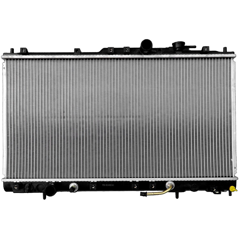 ECCPP Radiator LR2300 for 1999-2002 Mitsubishi Galant DE/ES/LS L4 2.4L by ECCPP