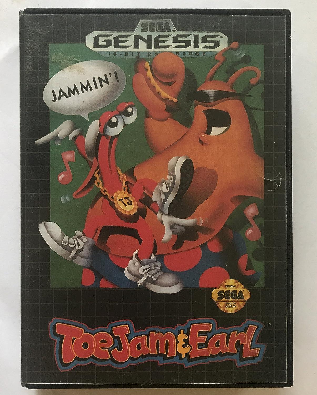 ToeJam & Earl - Sega Genesis