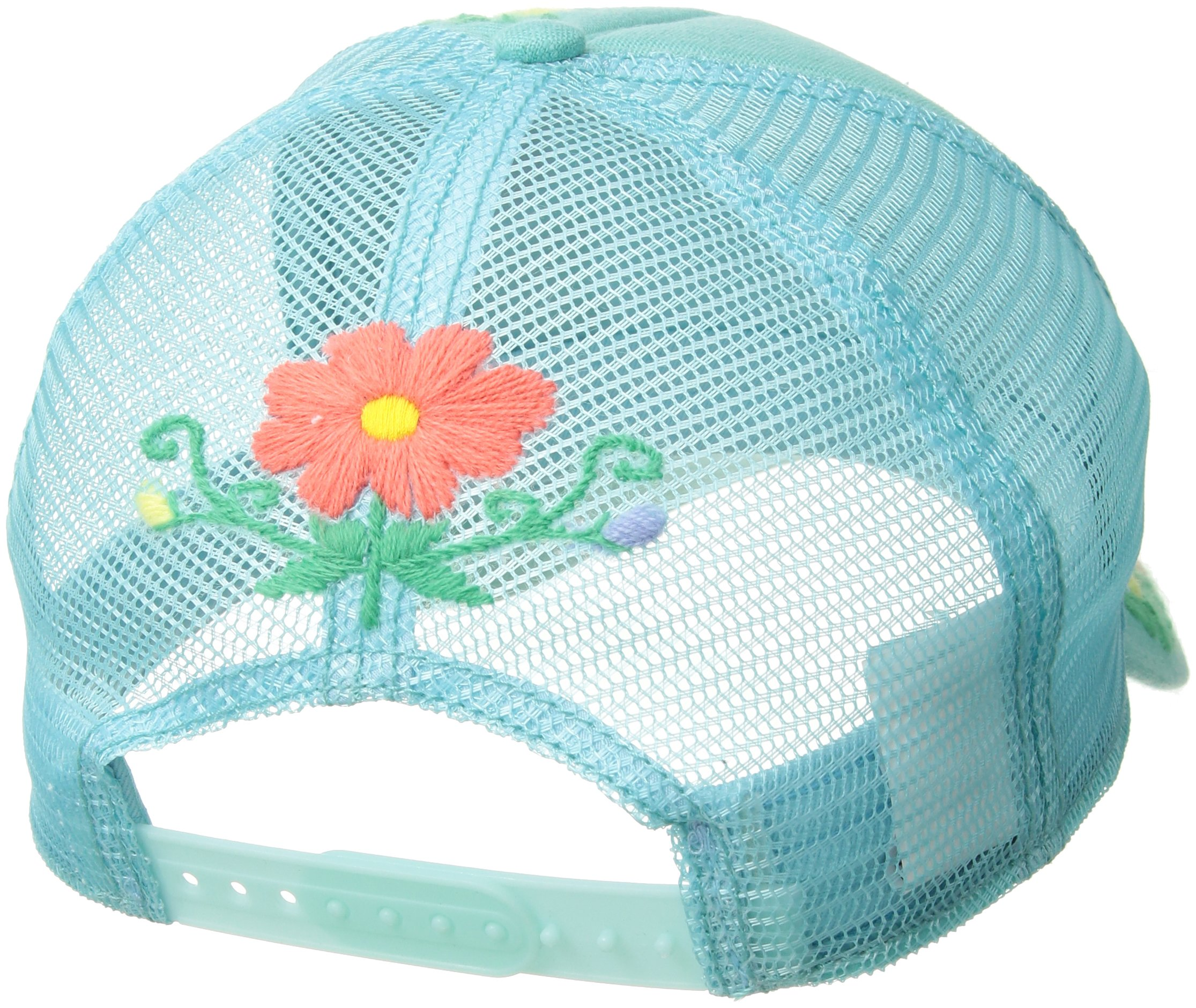 prAna Embroidered Trucker, Succulent Green, One Size by prAna (Image #2)