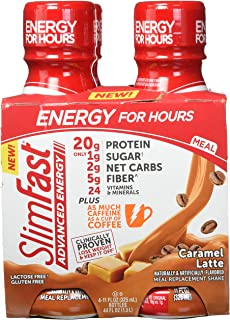 Amazon com: SlimFast Original Cappuccino Delight Shake