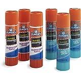 Elmer's Washable School Glue, Gel & Disappearing Purple, 6 Pack
