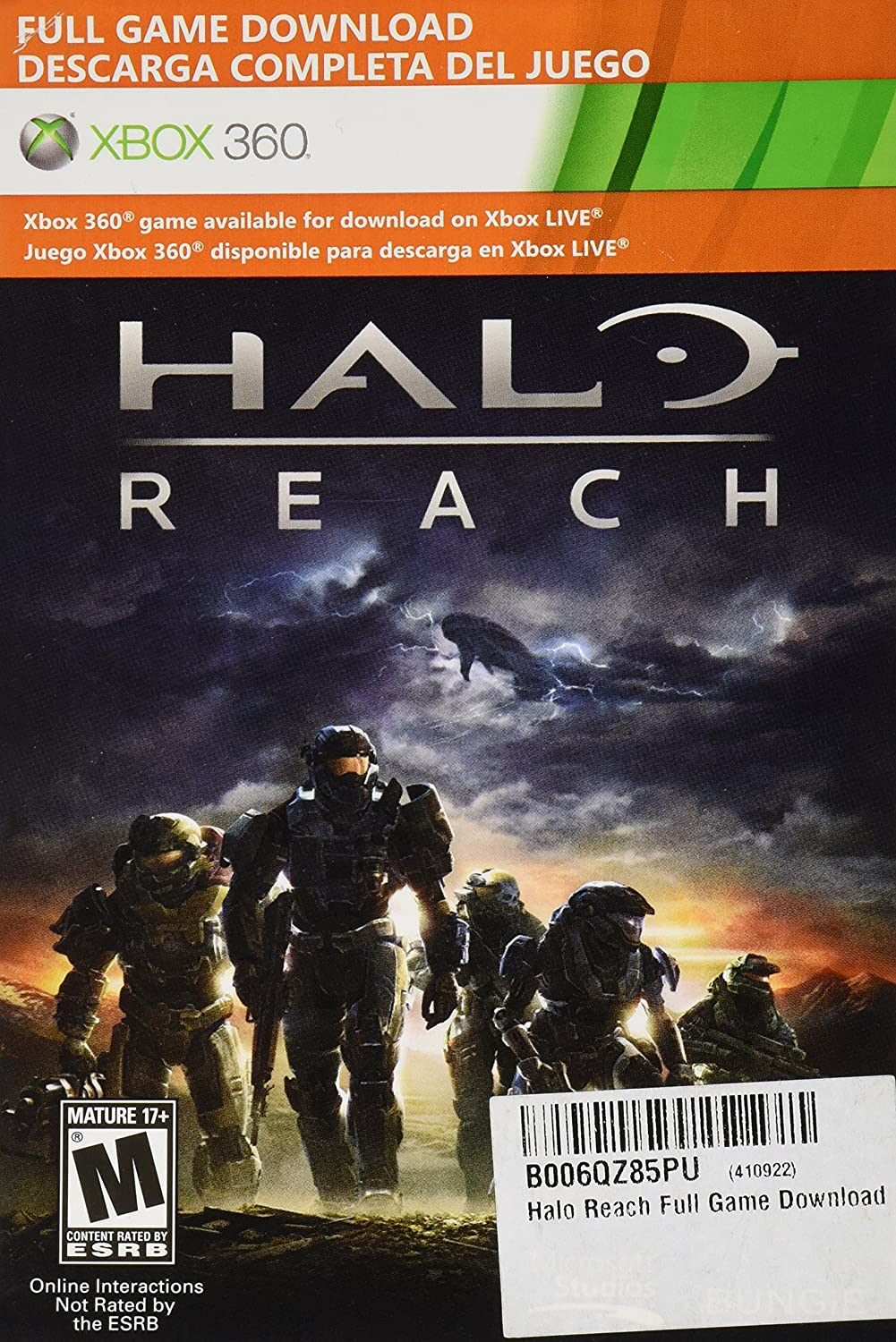 halo reach game free download for pc full version