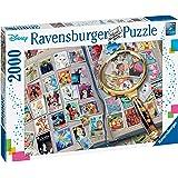 Ravensburger 16706 Disney Stamp Album - 2000 Piece Puzzle for Adults, Every Piece is Unique, Softclick Technology Means…