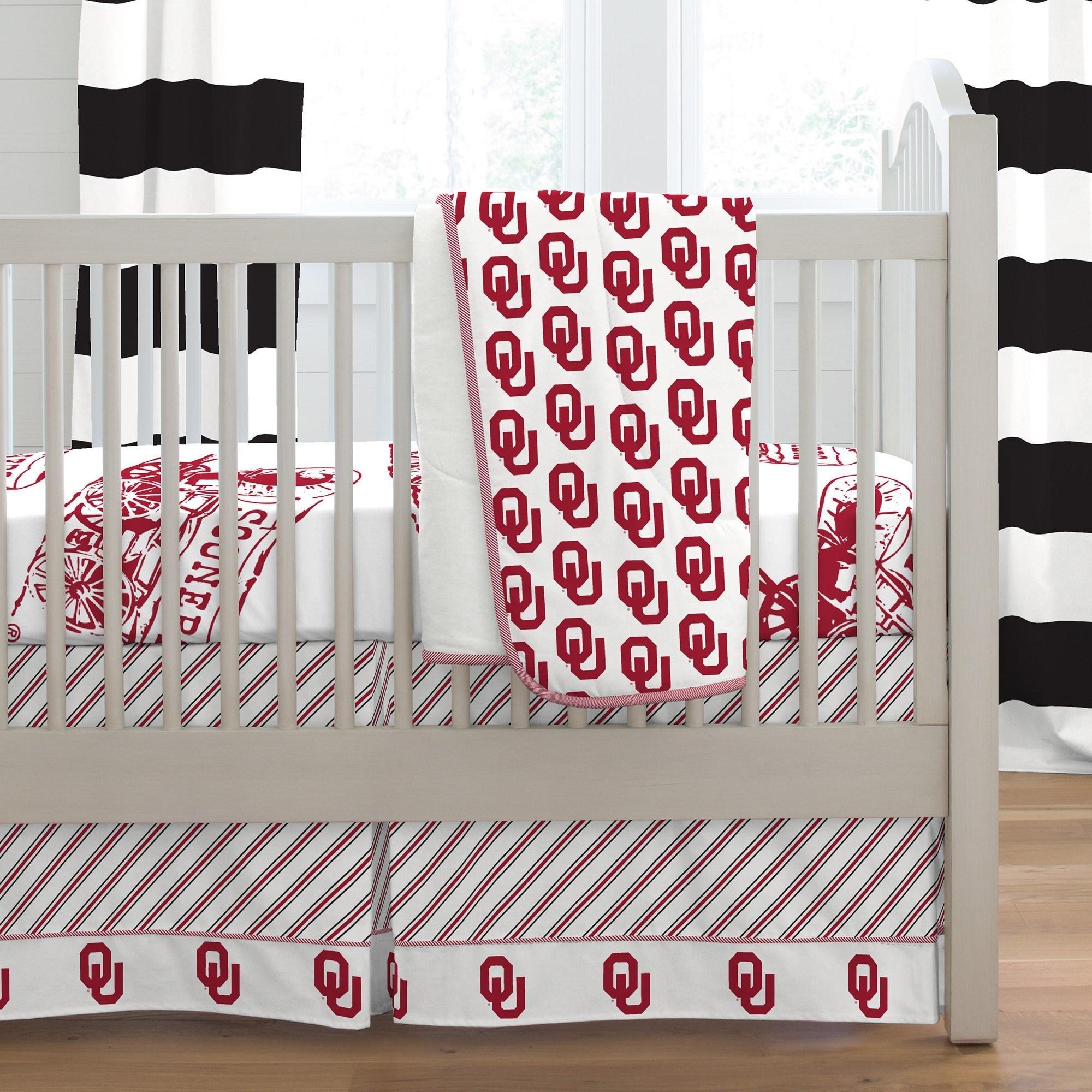 Carousel Designs Oklahoma Crib Comforter