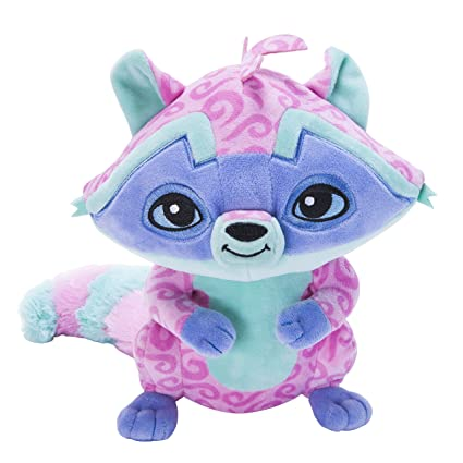 Image of: Membership Image Unavailable Youtube Amazoncom Animal Jam Raccoon Deluxe Plush Toys Games