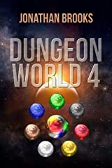 Dungeon World 4: A Dungeon Core Experience Kindle Edition