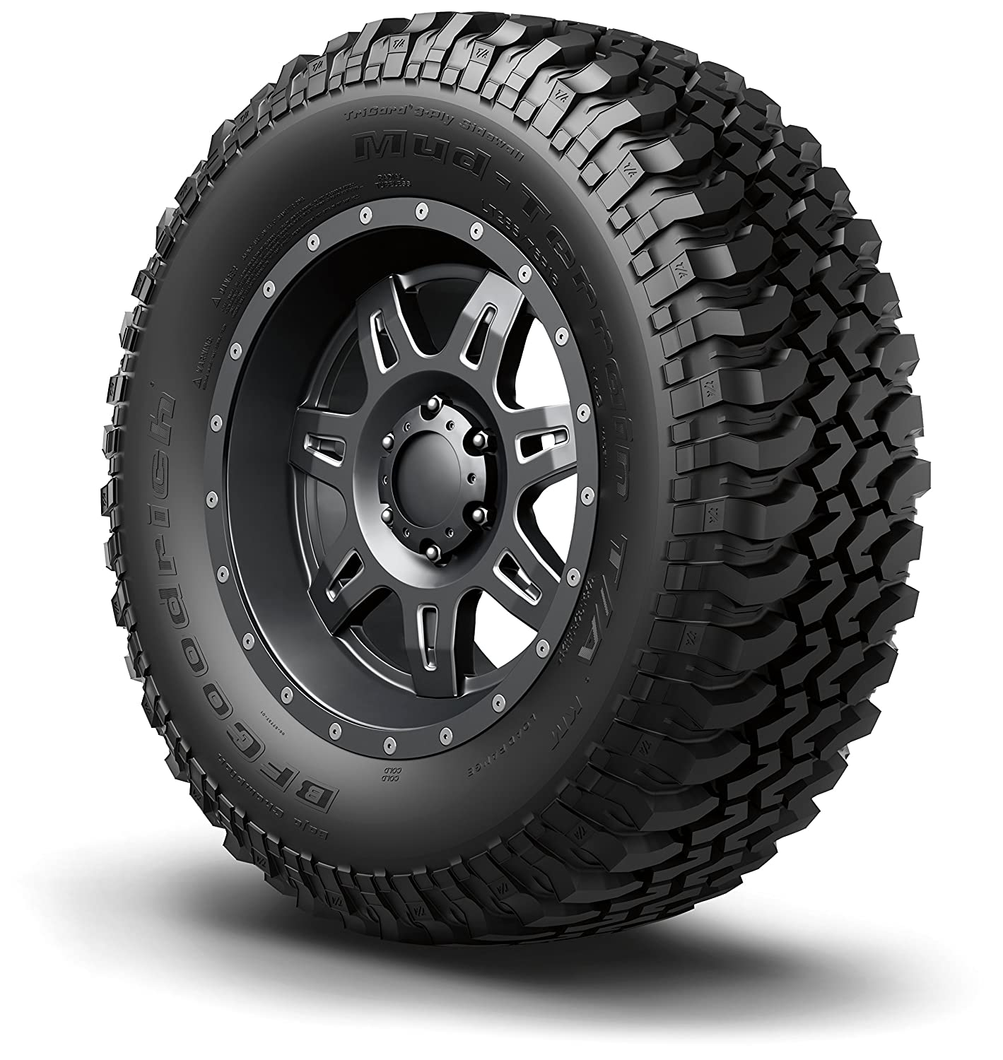 Bfgoodrich Mud Terrain T A Km All Radial Tire 110 70 17 Tubeless Lt255 75r17 C 111q Tires Automotive