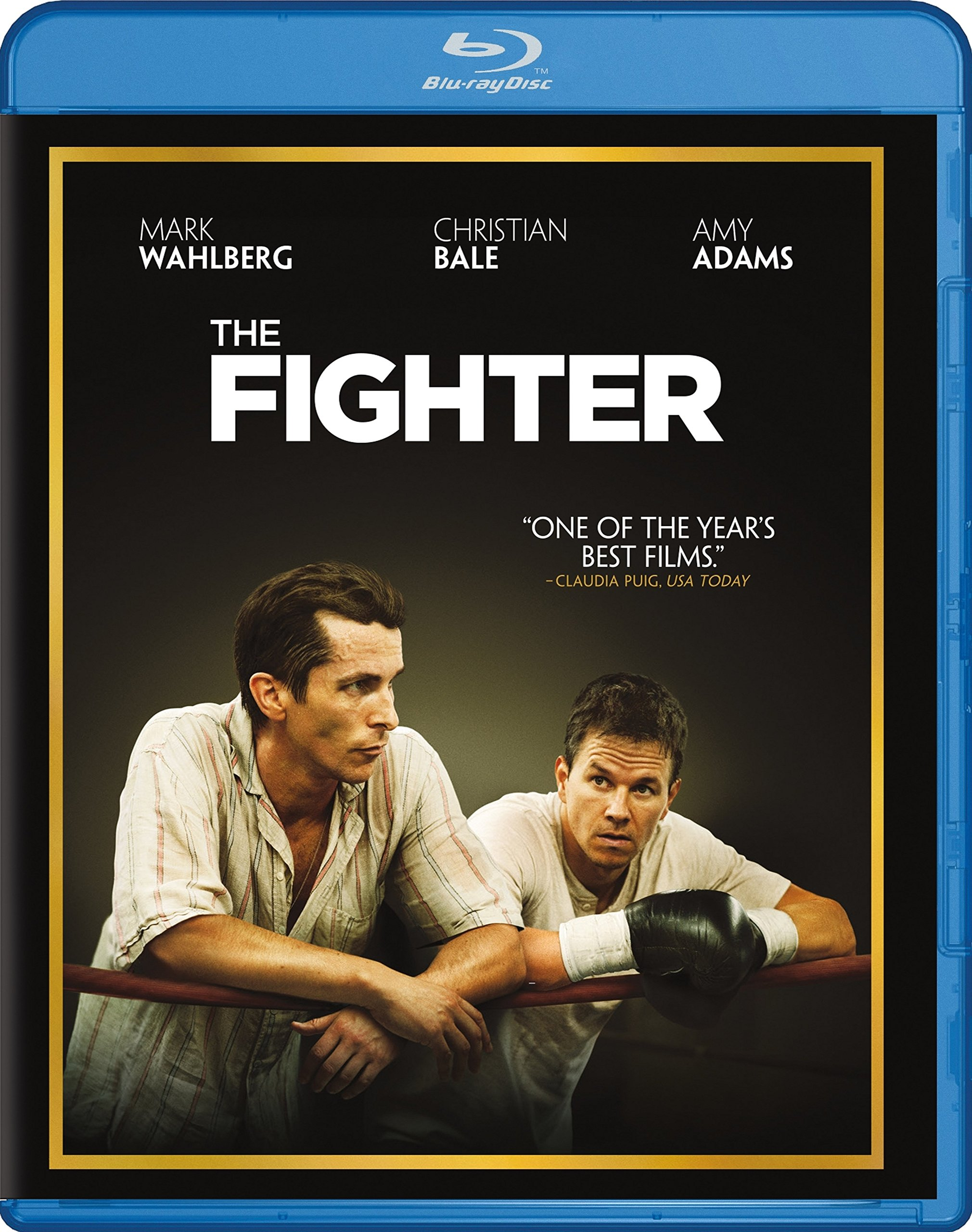 Blu-ray : The Fighter (Widescreen, Dolby, AC-3, Digital Theater System, Subtitled)