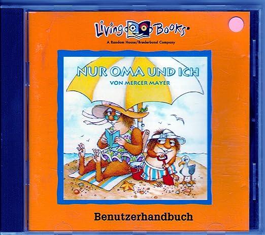 Living Books: Nur Oma und Ich Deutsch Englisch Französisch: Amazon ...