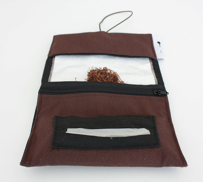 Estuche para tabaco marrón: Amazon.es: Handmade