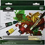 Royal and Langnickel 18 Oil colours