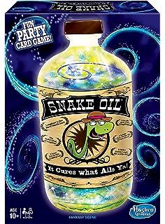 Image result for snake oil board game box art