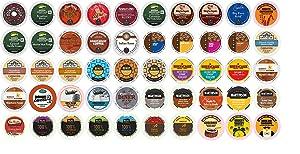 K-cup for Keurig Brewers, Regular & Flavored Coffee Variety Pack (50-count)