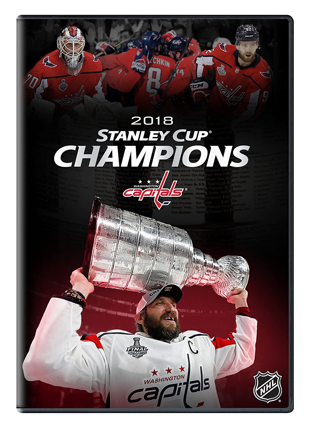 60dd401f Amazon.com: 2018 Stanley Cup Champions: Nhl, NHL Productions: Movies & TV
