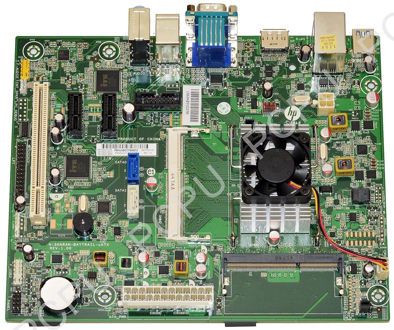 Amazon com: 776905-601 HP 200 G1 Sharan Desktop Motherboard