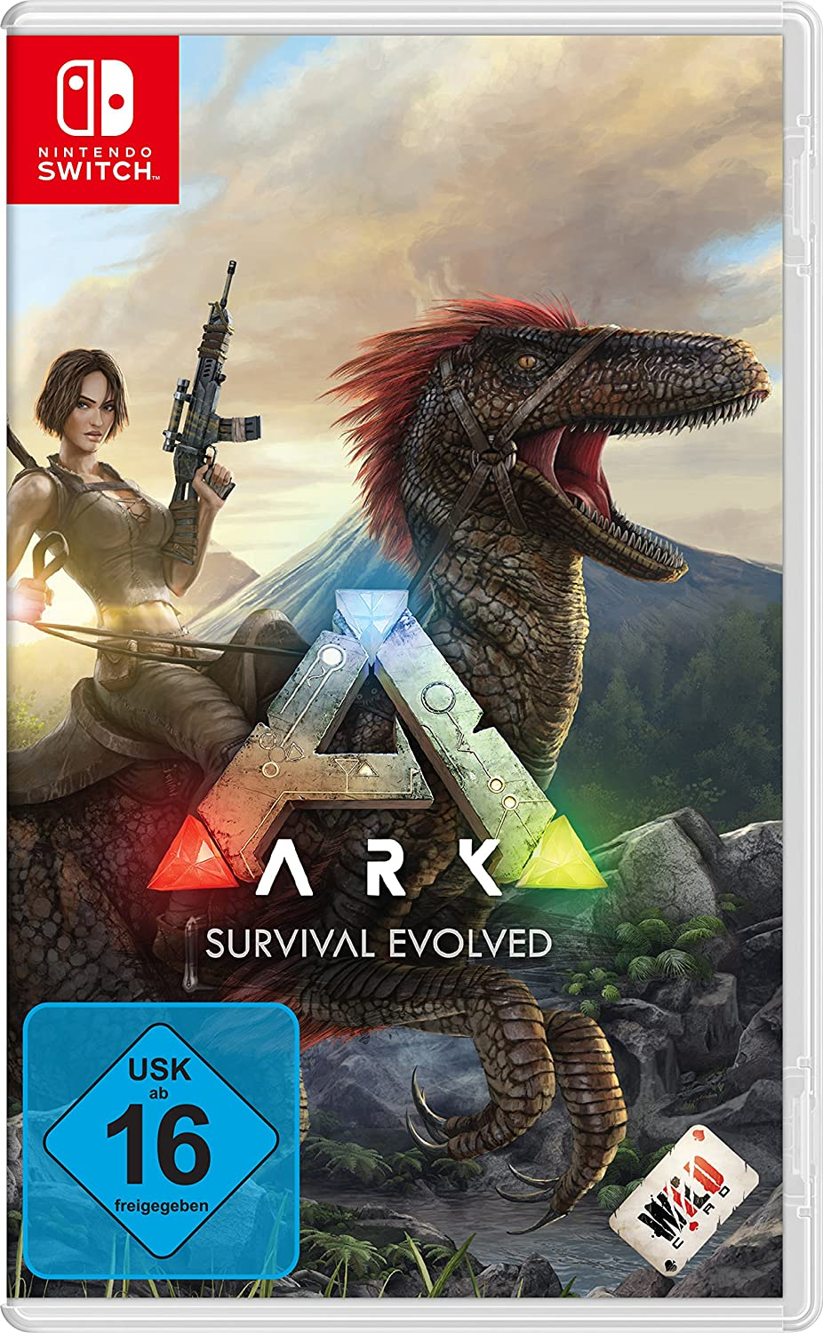 ARK: Survival Evolved (Nintendo Switch): Amazon.es: Videojuegos