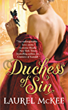 Duchess of Sin (Daughters of Erin Book 2)