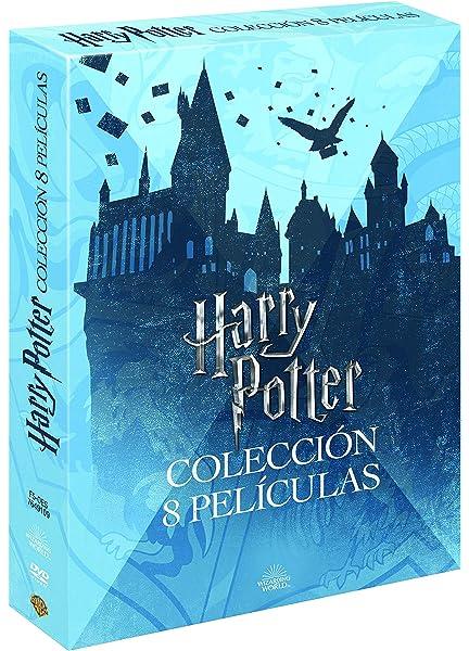 Harry Potter Colección Completa Ed. 2018 [DVD]: Amazon.es: Daniel ...