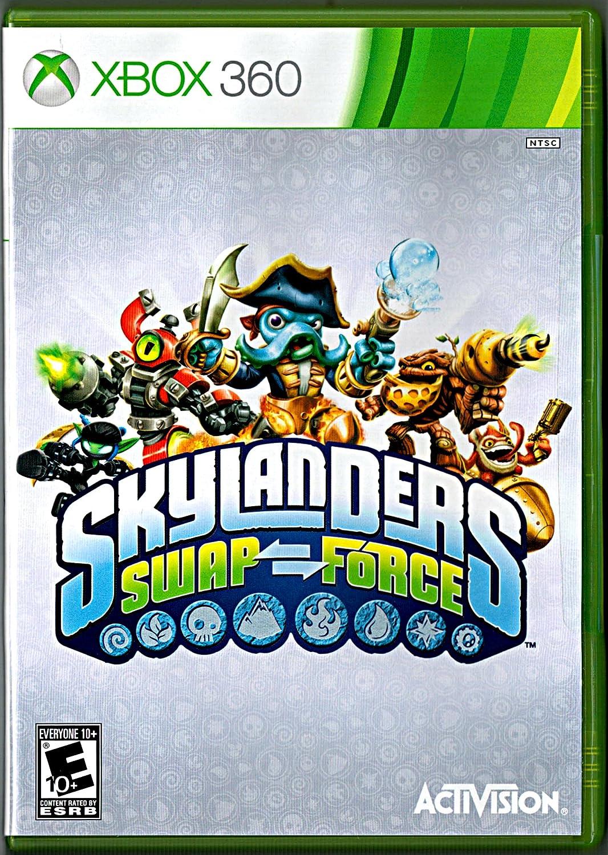 Uncategorized Swap Force Game amazon com xbox 360 skylanders swap force game only video games
