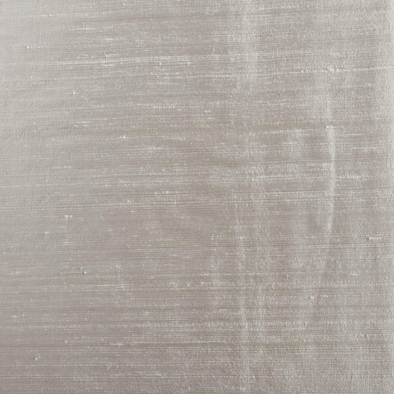 Turbulence Grey Half Price Drapes DIS-ID1673-96 Textured Dupioni Silk Curtain 50 x 96 Exclusive Fabrics /& Furnishings