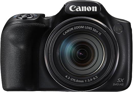 38 opinioni per Canon PowerShot SX540 HS Fotocamera