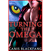 TURNING the OMEGA - M/M Gay Shifter Mpreg Romance (English Edition)