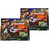 Nerf N-Strike Elite Zombie Strike Dual-Action Doppel-Hammershot-Pack