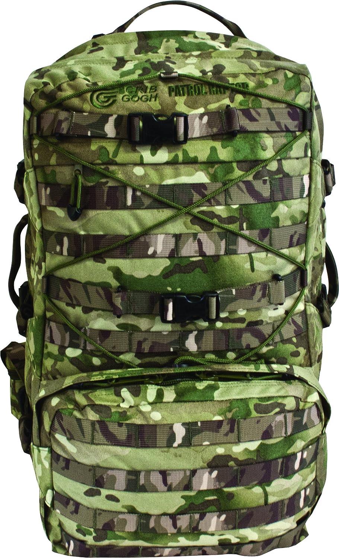 BCB Patrol Raptor Sportsbag, Mehrfarbig, 40 Liter