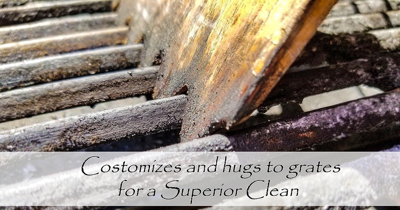 Ca Prime productos, parrilla espátula/limpiador de madera ...