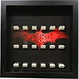 Lego batman mini figure display frame case for batman movie minifigures by Papimax
