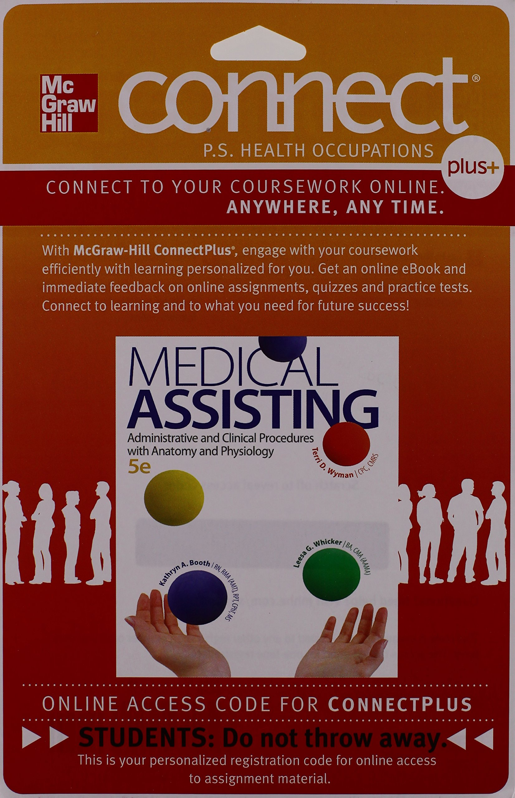 Connect 2-Semester Access Card for Medical Assisting: Administrative ...