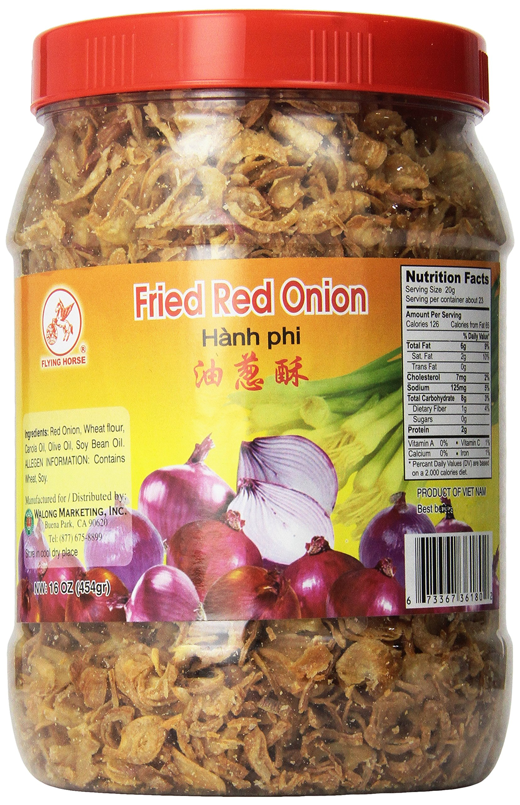 16 OZ Fried Red Onion (Hanh phi)