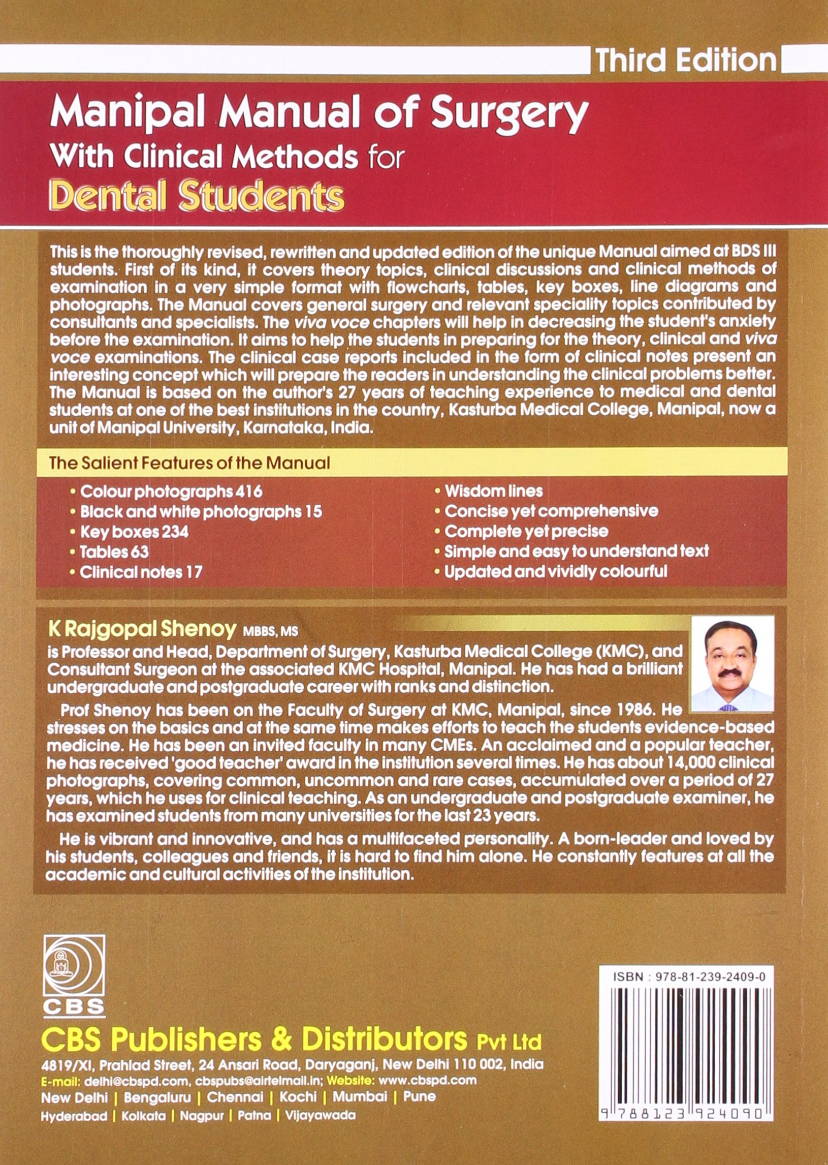 buy manipal manual of surgery dental 3e pb book online at low prices rh amazon in Dental Surgery Room Dental Implant Surgery