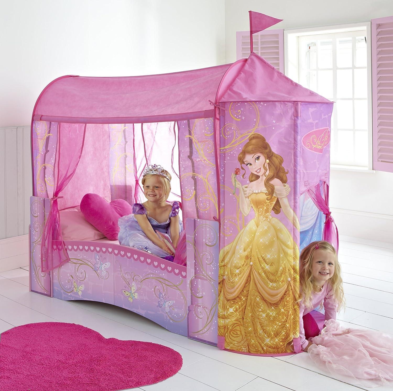 Worlds Apart 452DIR Disney Princess Castle Toddler Feature Kinderbett:  Amazon.de: Küche U0026 Haushalt