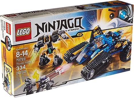 Lego Ninjago 70723 Thunder Raider Toy