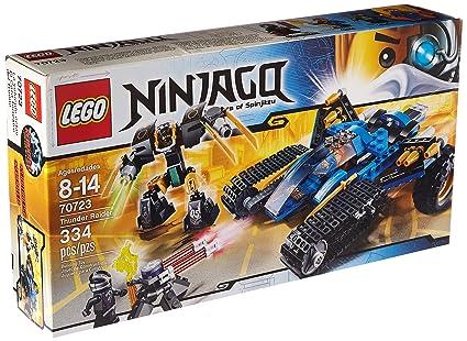 Amazon.com: JugueteThunder Raider de Lego Ninjago ...