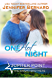 One Hot Night (Jupiter Point Book 9)