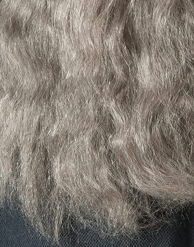 Rubies Costume The Hobbit Gandalf Beard Kit, Gray, One Size ...