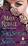 Three Schemes and a Scandal: A Novella (Writing Girls Book 1)
