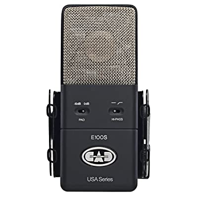 CAD Audio Equitek E100S Large Diaphragm Supercardioid Condenser Microphone: Musical Instruments