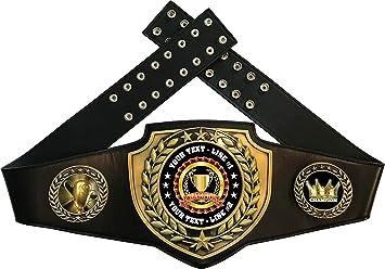 Express médailles Champion Trophy Award Ceinture Personnalisables  Championship ffc2a7a341f