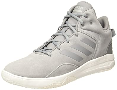 online store 65b84 4de77 adidas neo Mens Cf Revival Mid GrethrGrethrGretwo Sneakers - 6 UK