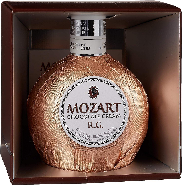 Mozart R.G.Chocolate Cream Österreich 0,7 Liter: Amazon.de: Bier, Wein &  Spirituosen
