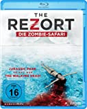 The Rezort - Die Zombie Safari [Alemania] [Blu-ray]