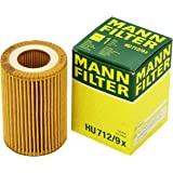 Mann-Filter HU 712/9 x Filtro de Aceite